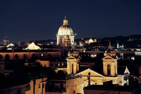Rome historic architecture