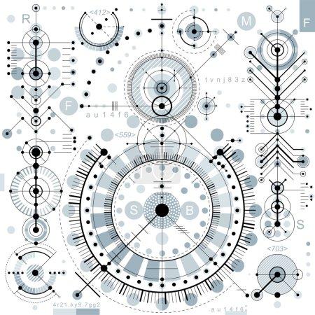 Technical plan, engineering draft