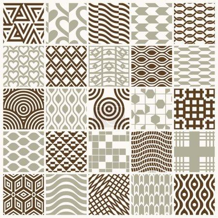 Graphic vintage textures