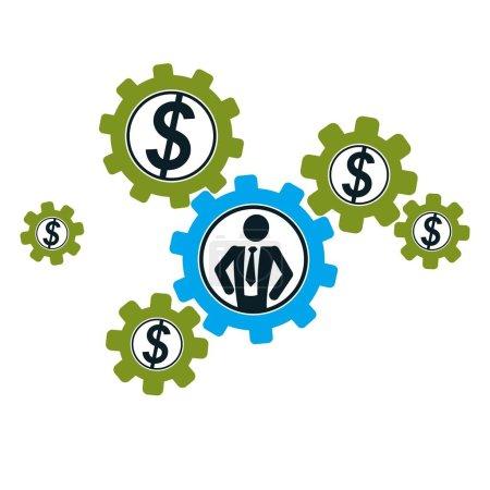business conceptual logo