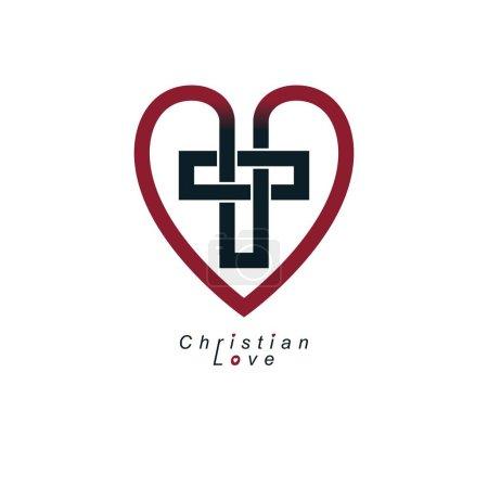 Christian Love logo