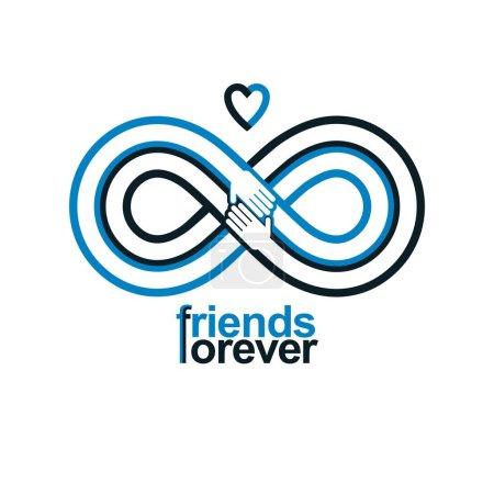 Friends Forever symbol