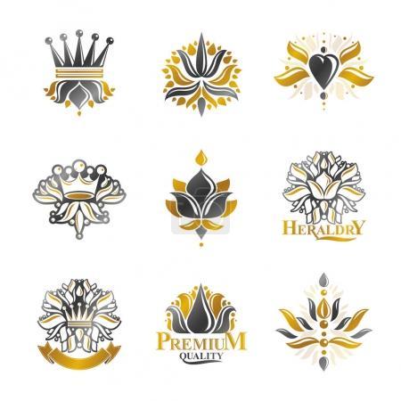 Heraldic Coat of Arms