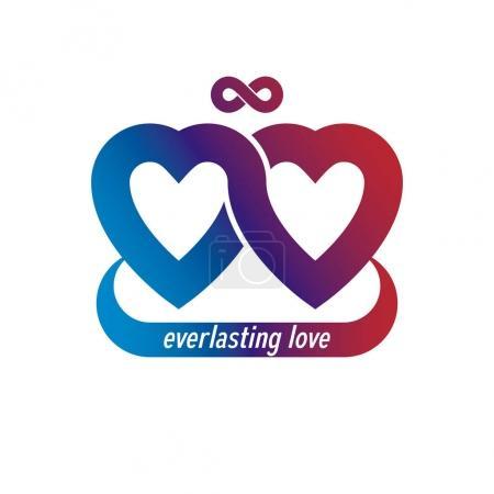 Infinite Love concept