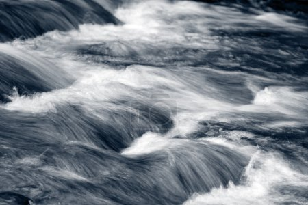 Photo for Fast flowing mountain stream - Royalty Free Image