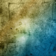 Brown and blue tone background...