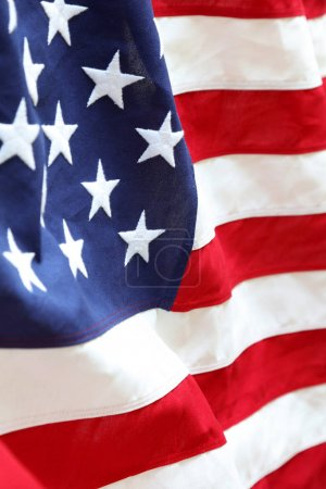 USA flag stars and stripes