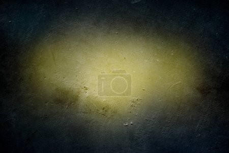 mur de grunge jaune