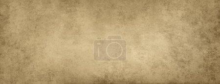 Photo pour Couleur marron texturé fond mural - image libre de droit
