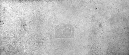 Photo pour Gros plan de mur en béton gris texturé - image libre de droit