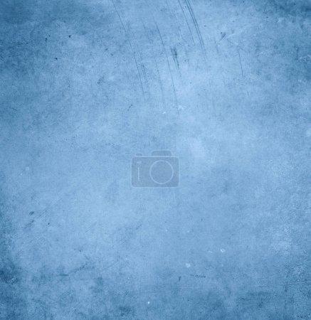 Foto de Cierre del fondo texturizado azul - Imagen libre de derechos