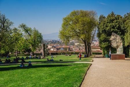 Wonderful Boboli Gardens