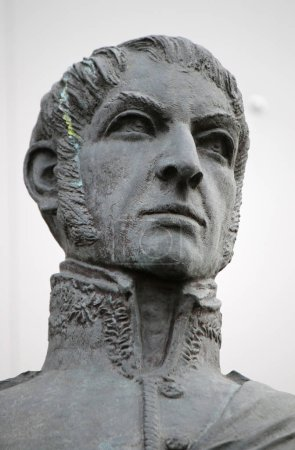 Bust of Jose de San Martin