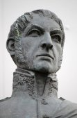 Bust of Jose de San Martin