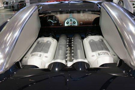 sport car Bugatti