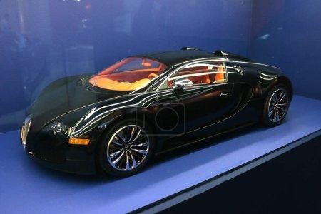 Bugatti Veyron car