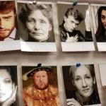 Постер, плакат: Pictures of British celebrities