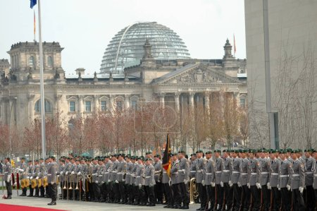 soldiers of the German army