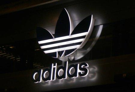 logo of brand Adidas