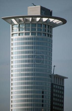 Photo pour Siège de la DG Bank, Francfort-sur-le-Main, Allemagne - image libre de droit