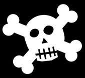 Halloween Cross Bones