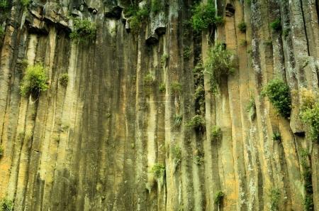 Basaltic Prisms of Santa Maria Regla.