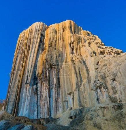 Petrified waterfalls, Hierve El Agua