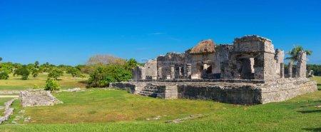 Mayan city Tulum, Mexico