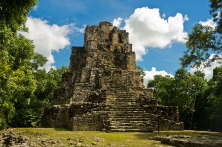 Muyil ancient Maya site