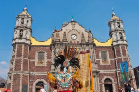 Feast day  of the Virgin of  Guadalupe