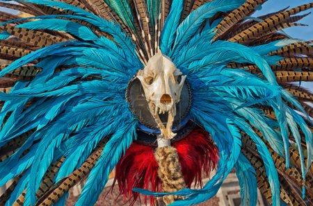 Traditional Aztec decorations