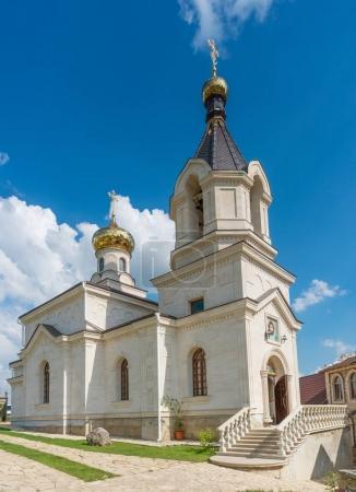 Christian Orthodox church in Old Orhei