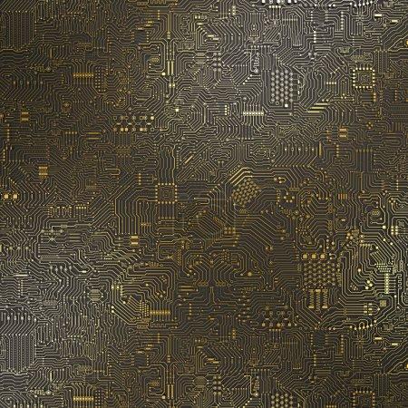 seamless circuit background