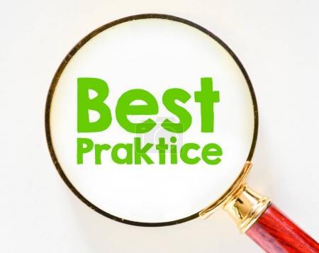 best practice green sign