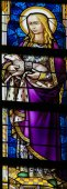 Stained Glass - Saint Agnes