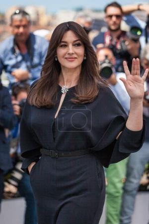 Monica Bellucci attends Cannes Film Festival