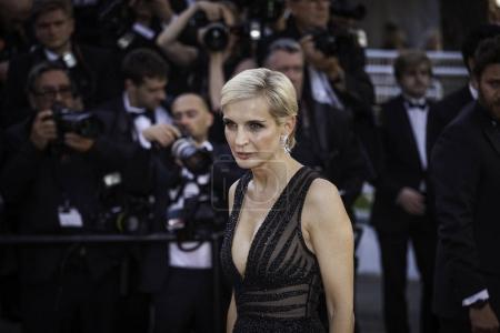 Melita Toscan Du Plantier at Opening Gala in Cannes