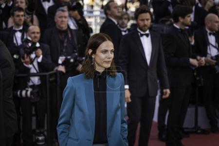 Aymeline Valade at Opening Gala in Cannes