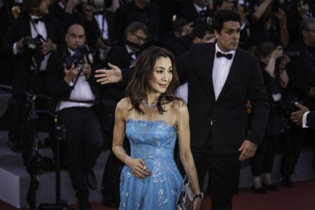 Michelle Yeoh at Opening Gala in Cannes