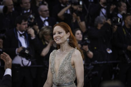 Barbara Meier at Opening Gala in Cannes