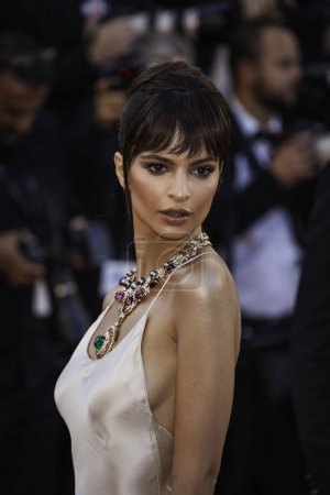 Emily Ratajkowski at Opening Gala in Cannes