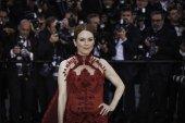 Julianne Moore au Gala d'ouverture à Cannes