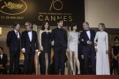 Ismael's Ghosts photocall in Cannes