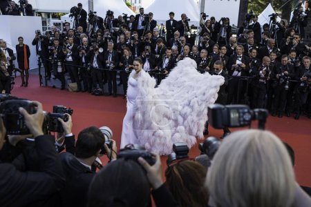 Chompoo Araya at Opening Gala in Cannes