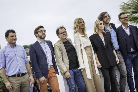 Jury Camera D'Or Photocall in Cannes