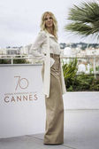 Sandrine Kiberlain attends Jury Camera D'Or Photocall
