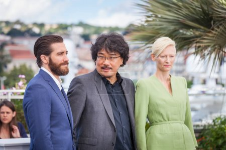 'Okja' photocall in Cannes