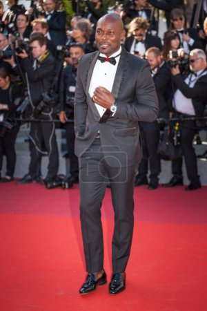 Jimmy Jean-Louis at Cannes Film Festival