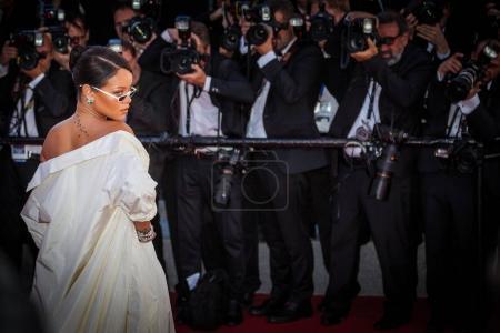 Rihanna at Cannes Film Festival