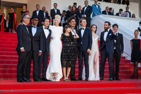 'Okja' screening in Cannes